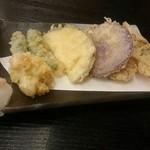 59662803 - 鎌倉野菜の天ぷら