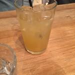 デイズ カリフォルニア カフェ - ライチジュース