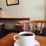 コーヒー ハット -