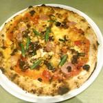 59664120 - 牛ひき肉と夏野菜のサルサソース
