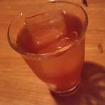 Ethnic BANANA - 漢方っぽい味わいの「大蔵じいさんのお茶割 (500円)」