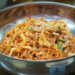 ソウル食堂 - チョル麺