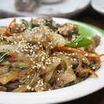 ソウル食堂 - 豚軟骨炒め