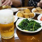 ソウル食堂 - ビールと飯饌(パンチャン)