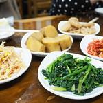 ソウル食堂 - 飯饌(パンチャン)