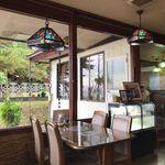 レストラン湖西路 - 内観