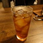 ブシェリ片町 - ☆烏龍茶も頂きました(*^。^*)☆