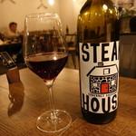 ブシェリ片町 - ☆ステーキに合う赤ワイン(#^.^#)☆