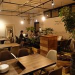 ブシェリ片町 - ☆落ち着いた雰囲気でカッコいいですね(*^^)v☆