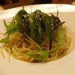 ブシェリ片町 - ☆トマトのオイルパスタ(^○^)☆