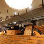 ブシェリ片町 - ☆オープンキッチンでステキです(*^_^*)☆