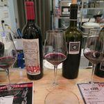 グリドルキッチンMORISHIN - ワインはアメリカ産にこだわっています