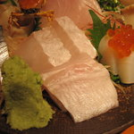 魚竹 - 平目の縁側