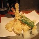 魚竹 - 海老天