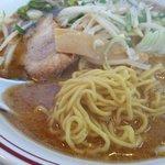 59671261 - 特製味噌野菜ラーメンアップ(2016.12)