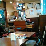 中華レストラン包茶 - 店内