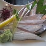 59673060 - 銀たちの郷 太刀魚の刺身