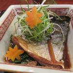 割烹 堂島 - 鯖の味噌煮