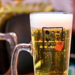 串カツ いっとく - 生ビール