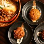 麺場 田所商店 - 料理写真:こだわりの蔵出し味噌