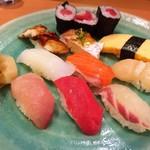 さかなやのmaru寿司 上本町店 -