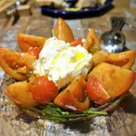 +ruli-ro - フルーツトマトとブラッティーナ