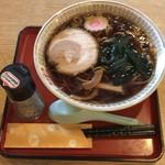 増田屋 - 料理写真:蕎麦屋のラーメン(550)