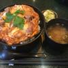 神崎 - 料理写真:土佐ジロー(高知県地鶏)の肝入り親子丼、ご飯大盛¥1650