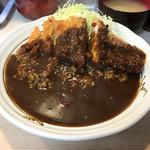 ふくよし - カツカレー850円