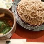小松庵 - 北海道の新蕎麦
