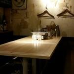 59679336 - 店内テーブル席。