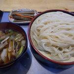 秀吉うどん - 肉汁うどん(620円)_2010-12-03