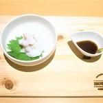 カフェ ボナペティ - タコ刺し ¥?