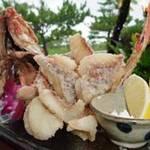 琉球島料理 田芋 - おじさんの唐揚げ