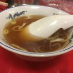 59687312 - 焼肉丼付属のスープ