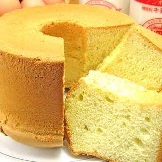 ママの手 - 料理写真:【プレーン】ママの手いちおし♪卵の香り一杯1歳から100歳まで人気のシフォンケーキ