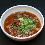 孔子膳堂 - 牛肉の煮込み