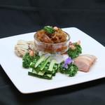 孔子膳堂 - 前菜五種盛