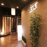 完全個室居酒屋 京こまち - 入り口