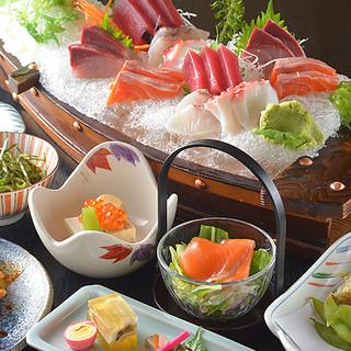 ◆半個室でご宴会!歓送迎会!2h飲み放題付4,500円〜