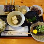 いちかわ - 料理写真:田楽定食