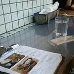 Sajilo Cafe - 内観