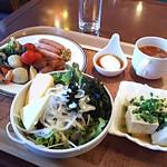 terasudainingumike-ra - 糖質オフで、豆腐があるのがうれしい