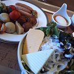 terasudainingumike-ra - サラダにチーズ