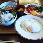 terasudainingumike-ra - 玉子料理をオーダーで調理してもらえます