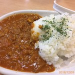 スミレ食堂 - ミニトマトカレー280円