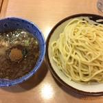 スミレ食堂 - 濃厚つけ麺大800円