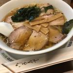 豊洲ラーメン - チャーシューめん 820円