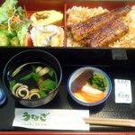 コジマヤ - サービスランチ¥1740  ※出てくるまで、かなり時間かかりました(−_−;)