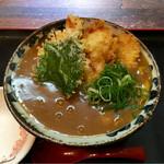 瀬戸内製麺710 - ひやあつとり玉天カレーうどん